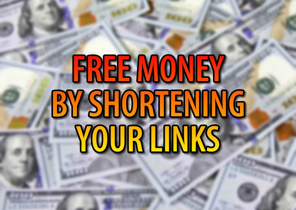 Make Money by Shortening Your Link / Shrinking Your URL. You can Earn as much as $20 per 1k Clicks