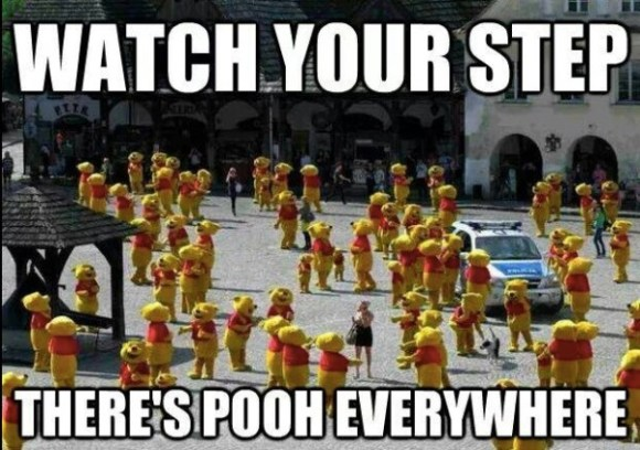 Pooh Everywhere copy