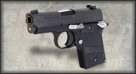 SIG Sauer P938, my carry piece of choice