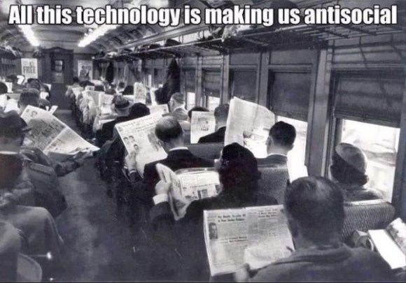 Antisocial tech copy