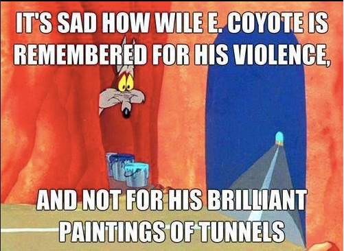 Wily Coyote copy