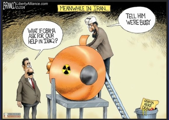 Iran is Busy copy