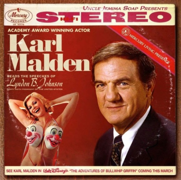 Karl Malden copy