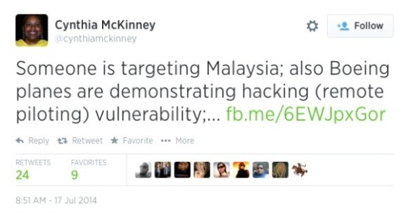 McKinneyt Tweet copy