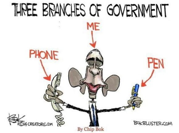 Obama's Three Branches copy