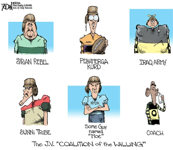 Obama's Coalition copy