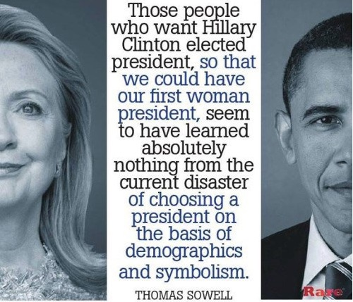 Sowell on Hillary copy