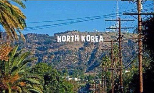 North Korea Hollywood copy