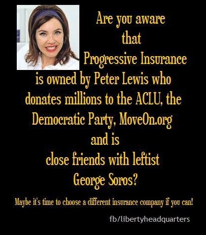 "Time for someone to start ""Regressive Insurance""?"