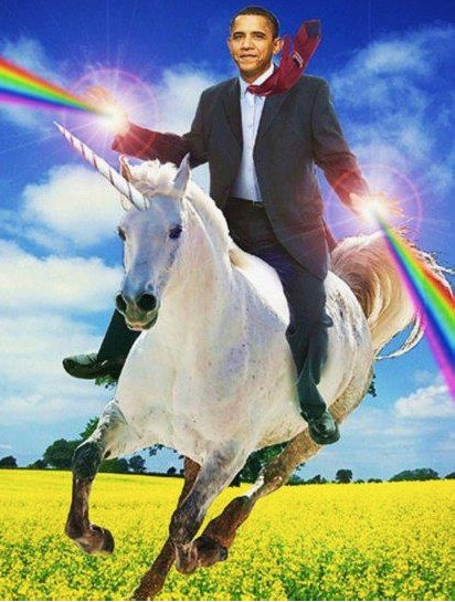 Obama Unicorn copy