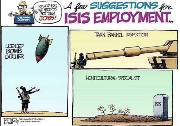 More ISIS Jobs copy