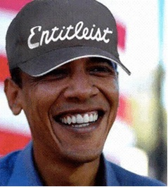 Obama Golf Cap copy