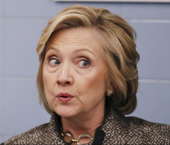 Hillary Bemused copy
