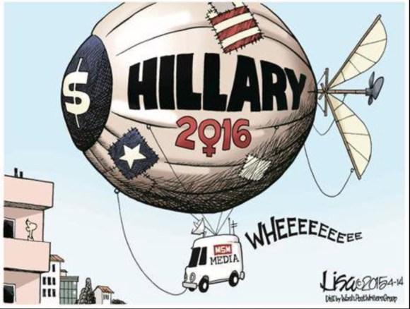 Hillary Blimp copy