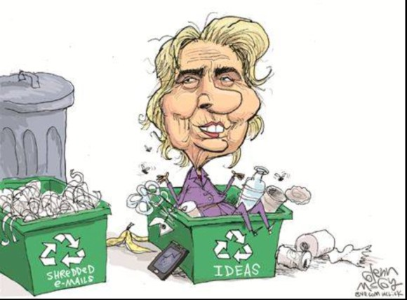 Hillary Recycles copy