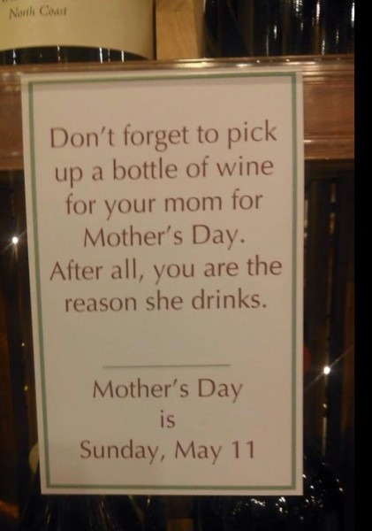 Mother's Day copy