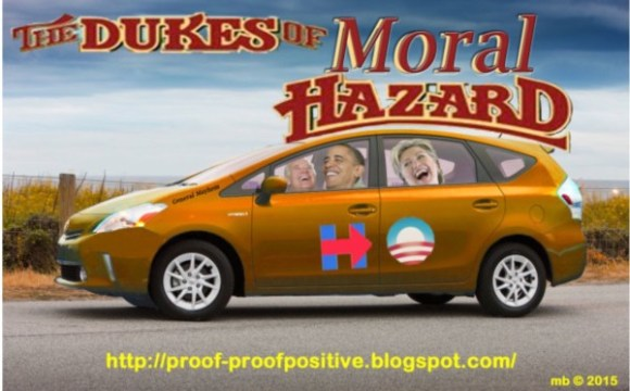 Dukes of Moral Hazard