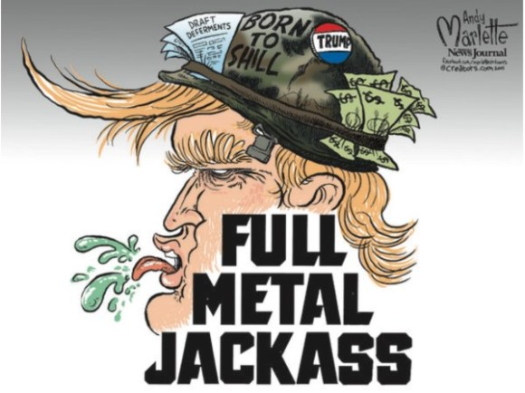 Full Metal Jackass copy