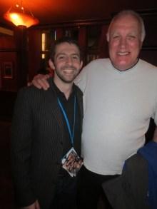Glen Carrigan and Terry (Teesside SITP)