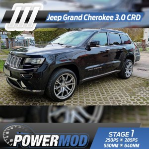 jeep grand cherokee chiptuning