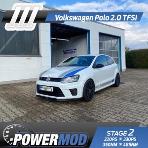 vw polo wrc chiptuning