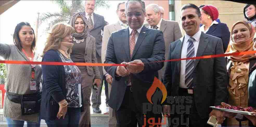 رئيس جاسكو يفتتح المعرض السنوي الثالث للمنتجات المصرية لدعم الصناعة الوطنية