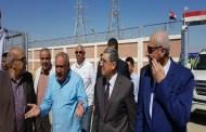 خلال ايام افتتاح مصنع محولات XD إجيماك لإنتاج المحولات المتطورة 175 ميجا فولت أمبير