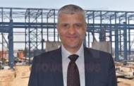 المهندس ابراهيم الشحات : الوحدة الاولى من مشروع محطة توليد جنوب حلوان تدخل الخدمة يونيو المقبل