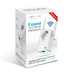TL-WA860RE | Extensor de Cobertura Wi-Fi a 300 Mbps