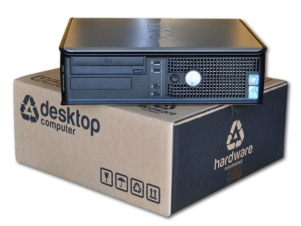Dell Optiplex GX760 SD C2DUO – COA Windows 7