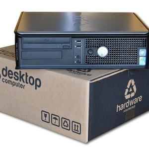 Dell Optiplex GX760 SD C2DUO – COA Windows 7