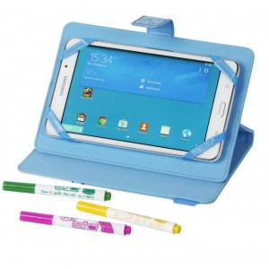 FUNDA TECHAIR TABLET 7″ DOLPHIN KIDS + 3 PENS