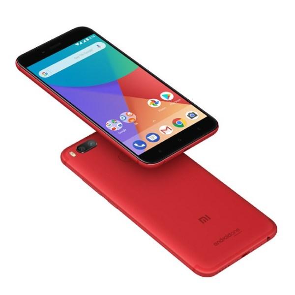 Xiaomi Mi A1 SIM doble 4G 32GB Rojo – MZB5946EU