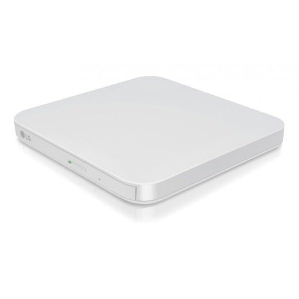 REGRABADORA DVD EXT. LG ULTRA SLIM GP90EW70 USB 2.0