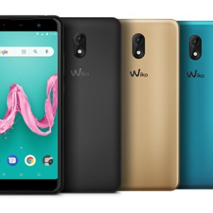 TELEFONO MOVIL WIKO LENNY 5 ORO 5.7″-QC1.3-16G-1GB
