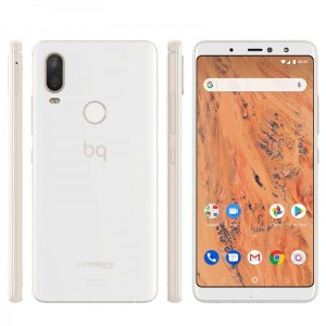 TELEFONO MOVIL BQ AQUARIS X2 32+3GB BLANCO