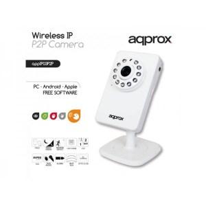 CAMARA IP WIFI APPROX P2P APPIP03P2P