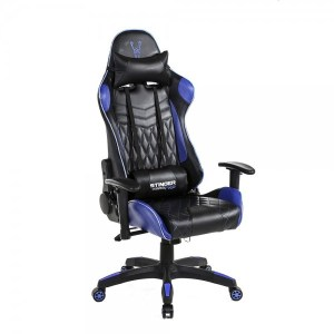 SILLA GAMER WOXTER STINGER STATION PRO BLUE GM26-040