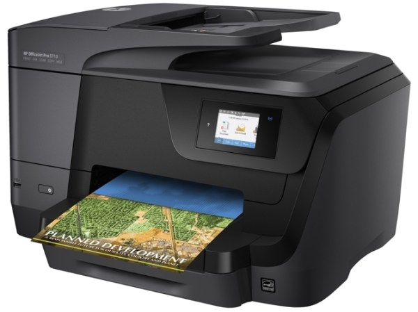 MULTIFUNCION HP OFFICEJET PRO E 8710A ALL IN ONE D9L18A