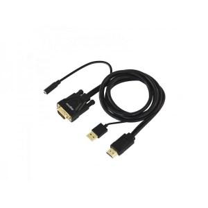 ADAPTADOR APPROX HDMI A VGA APPC22
