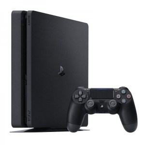 CONSOLA SONY PS4 SLIM 500GB NEGRA CON MANDO