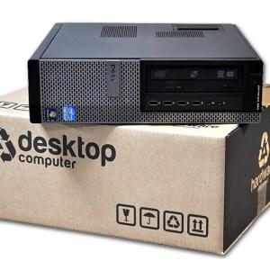 Ordenador Dell Optiplex 9010  i5 3470 DT Ocasion
