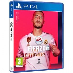 JUEGO PS4 FIFA 20 ELECTRONIC ARTS