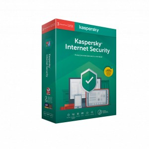 ANTIVIRUS KASPERSKY 2020 3 US INTERNET SECURITY