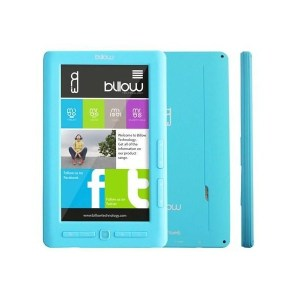 E-BOOK BILLOW COLOR BOOK 7″ 4GB TFT LIGHT BLUE