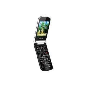 TELEFONO MOVIL SPC EPIC NEGRO 2.8″