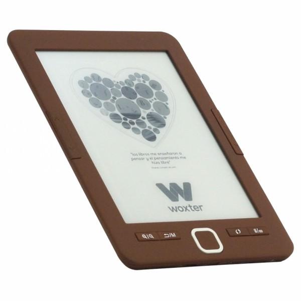 E-BOOK WOXTER SCRIBA 195 6″ 4GB E-INK CHOCOLATE