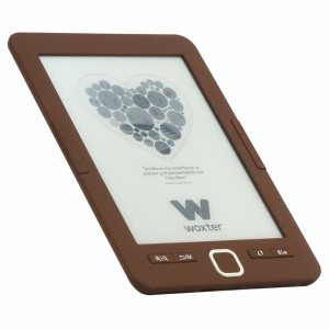 E-BOOK WOXTER SCRIBA 195 6″ 4GB E-INK CHOCOLATE