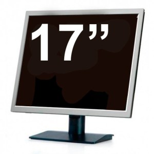 "Monitores Con Taras TFT 17"" Grado B"