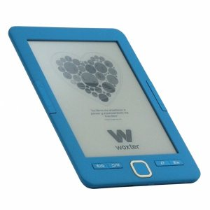 E-BOOK WOXTER SCRIBA 195 6″ 4GB E-INK AZUL